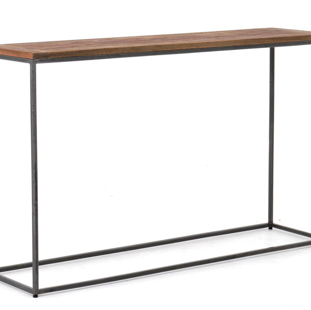 25.17430 CONSOLE TABLE ACACIA WOOD WITH