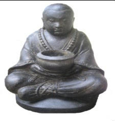 Monk with Bowl Option