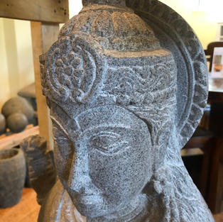 Face and Headrest Detail