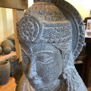 Shiva Headpiece Detail