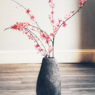 Riverstone Vase