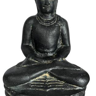 Sitting Buddha Front