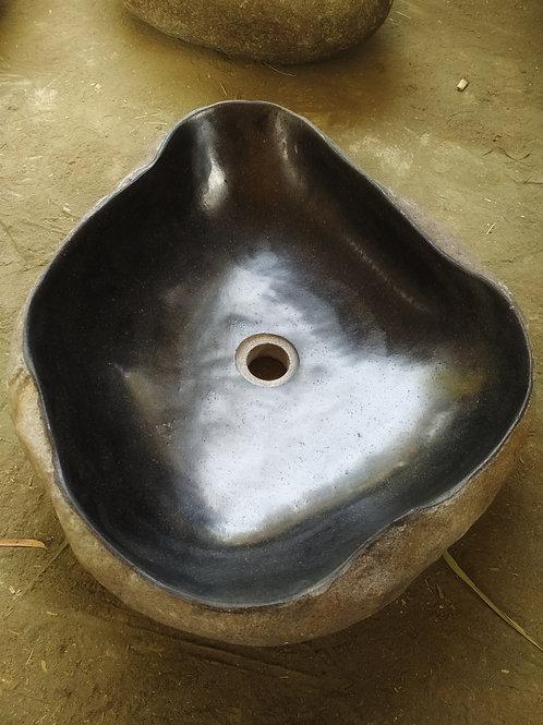 Riverstone Vessel Sinks