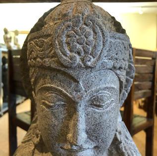 Shiva Face Detail