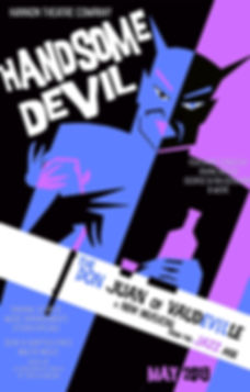 3Handsome Devil POSTER 20x30 Recolored 0