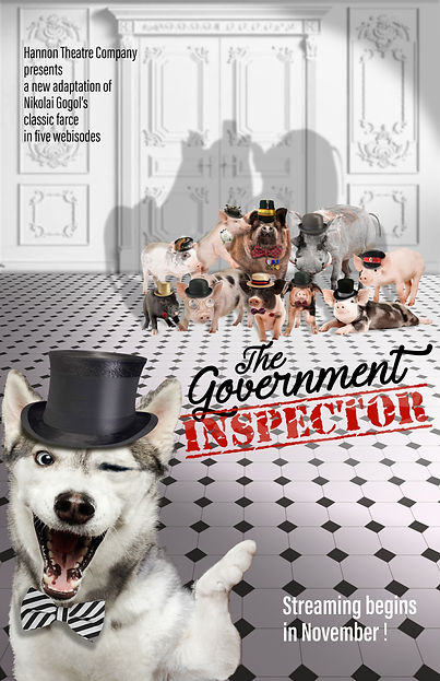 TGI Husky and Pigs Poster 0801 for websi