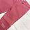Thumbnail: Levi's girls pink skinny rip jeans