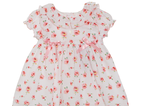 Patachou Baby Girls Liberty Print Dress