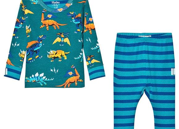 Hatley Boys Dinosaur Pyjamas