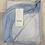 Thumbnail: Rapife blue square blanket