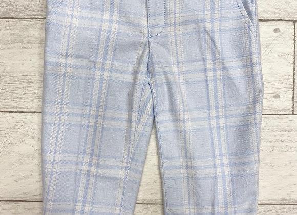Tutto piccolo boys check trousers