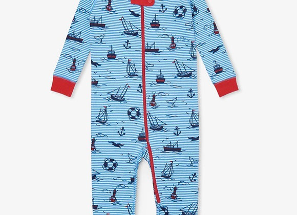 Hatley Out at Sea Onesie