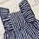 Thumbnail: Dr Kid Sadie baby girl stripe dress
