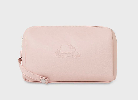 Mayoral pink nappy bag
