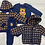 Thumbnail: Guess baby boy teddy tracksuit