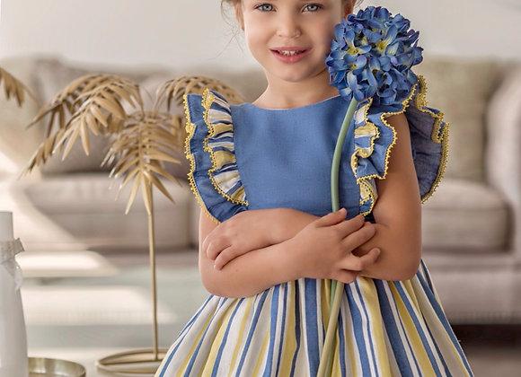 Miranda Girls Stripe Dress
