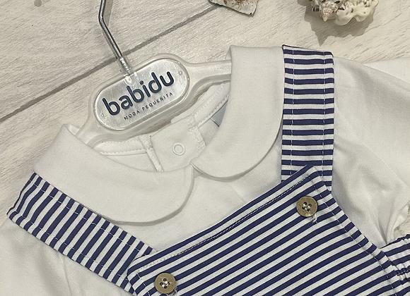 Babidu Sailor romper set