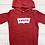 Thumbnail: Levi's Boys Red Hoodie