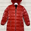 Thumbnail: GUESS red puffer coat