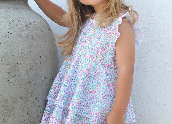Rapife Elsa floral dress