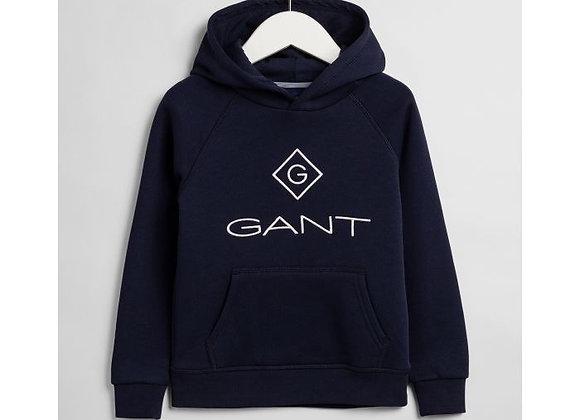 GANT Kids Logo Sweat Hoodie