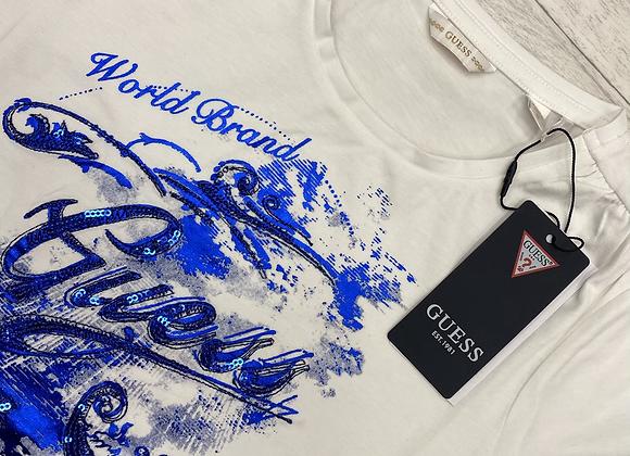 Guess Girls Blue T-Shirt