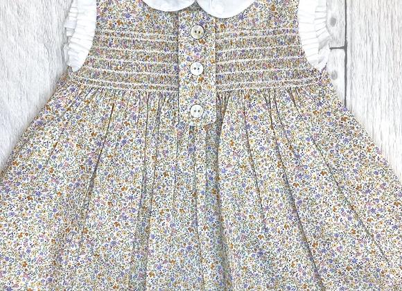 Popys Fifi ditsy floral dress