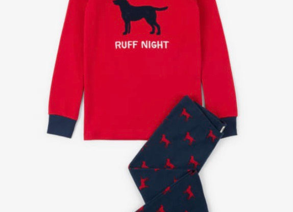 Hatley Ruff Night pyjamas