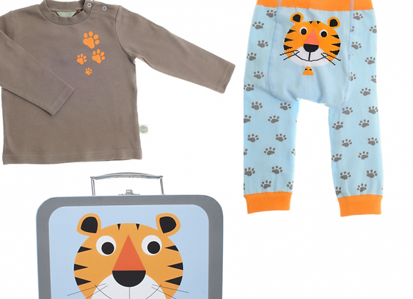 Ziggle Terrence Tiger Top and Leggings Gift Set