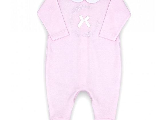 Rapife Pink baby Grow