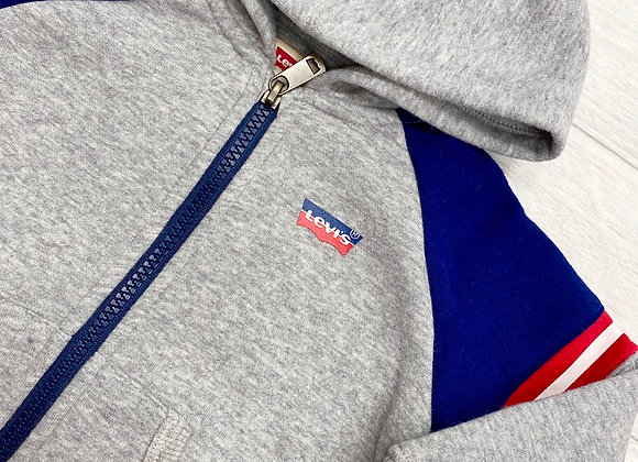 Levi's boy zip hoodie