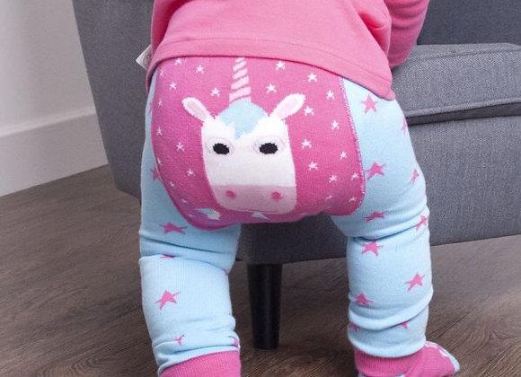 Ziggle Eunice Unicorn Top and Leggings Gift Set