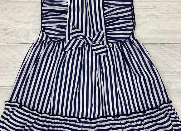 Dr Kid Sadie baby girl stripe dress