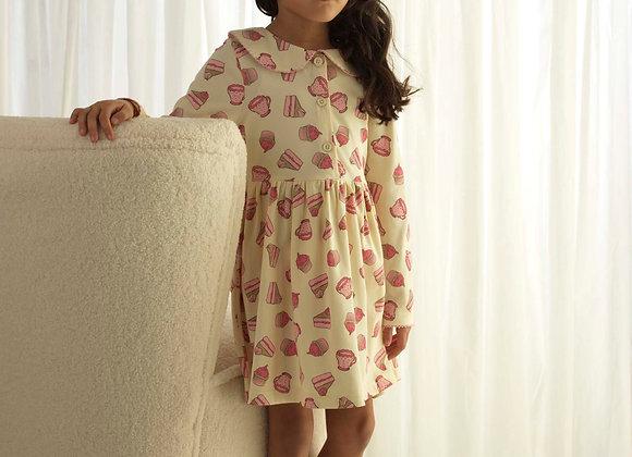 Rachel Riley cupcake dress