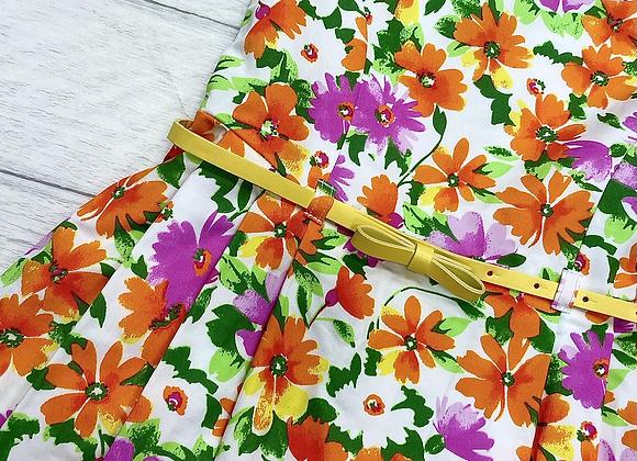 Tutto piccolo floral dress