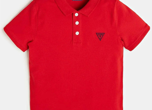 Guess Boys Red Polo shirt