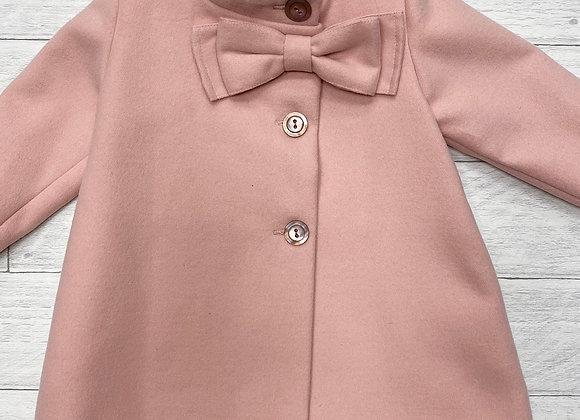 Rochy pink coat
