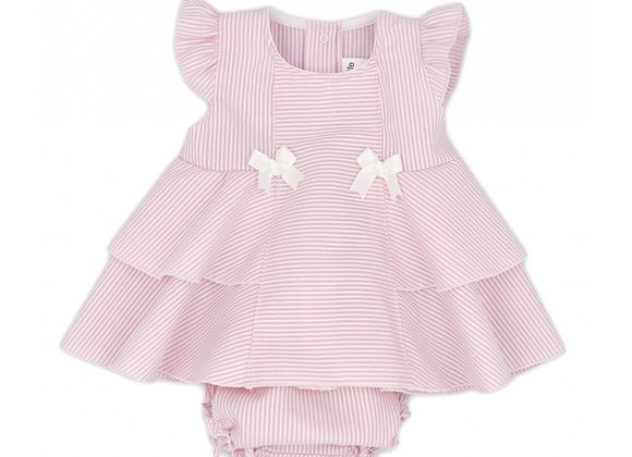 Rapife girls candy stripe dress