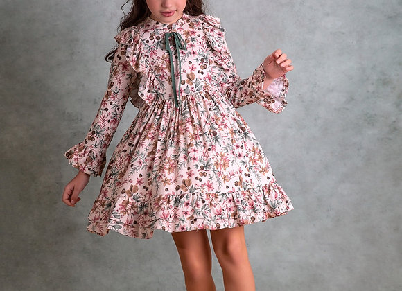 Rochy Autumn floral dress