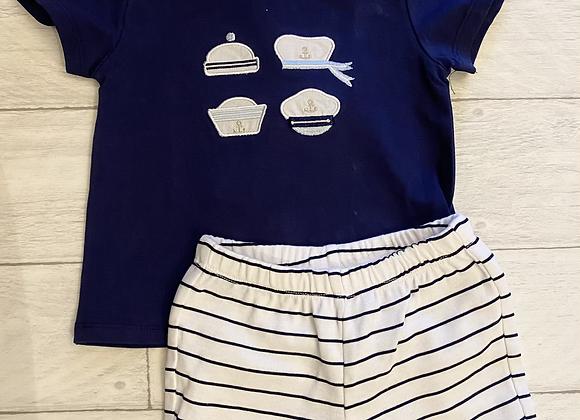 Mayoral Baby boy Sailor set