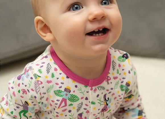 Frugi Lovely Babygrow