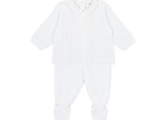Tutto Piccolo White Babygro
