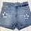 Thumbnail: Mayoral denim star shorts