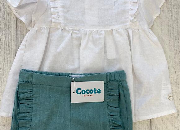Cocote Top and Shorts set