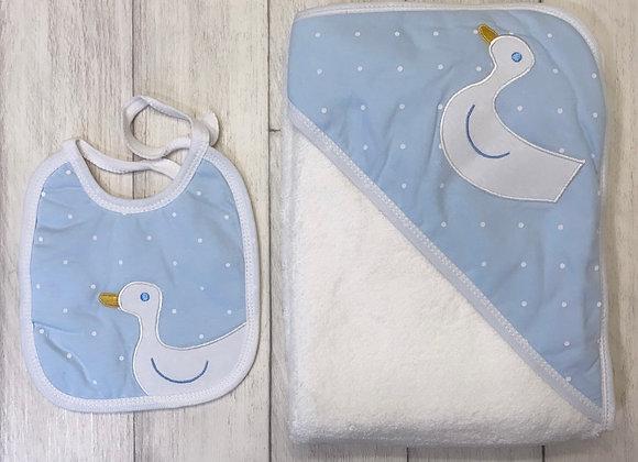 Sardon George duck towel set