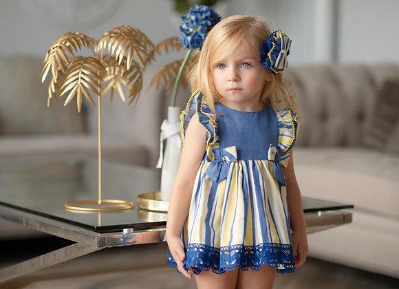 Miranda Baby Stripe Dress