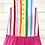 Thumbnail: Agatha Ruiz De La Prada Stripe Dress