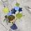 Thumbnail: Mayoral baby girl hearts and stars top
