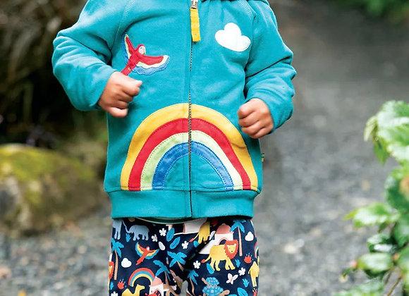 Frugi Helford Rainbow Hoodie