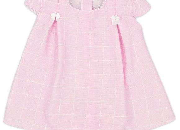 Rapife Kate pink check dress